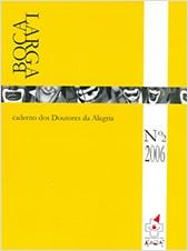 Lançamento da 1ª edição do caderno Boca Larga, dedicado a temas do universo clown