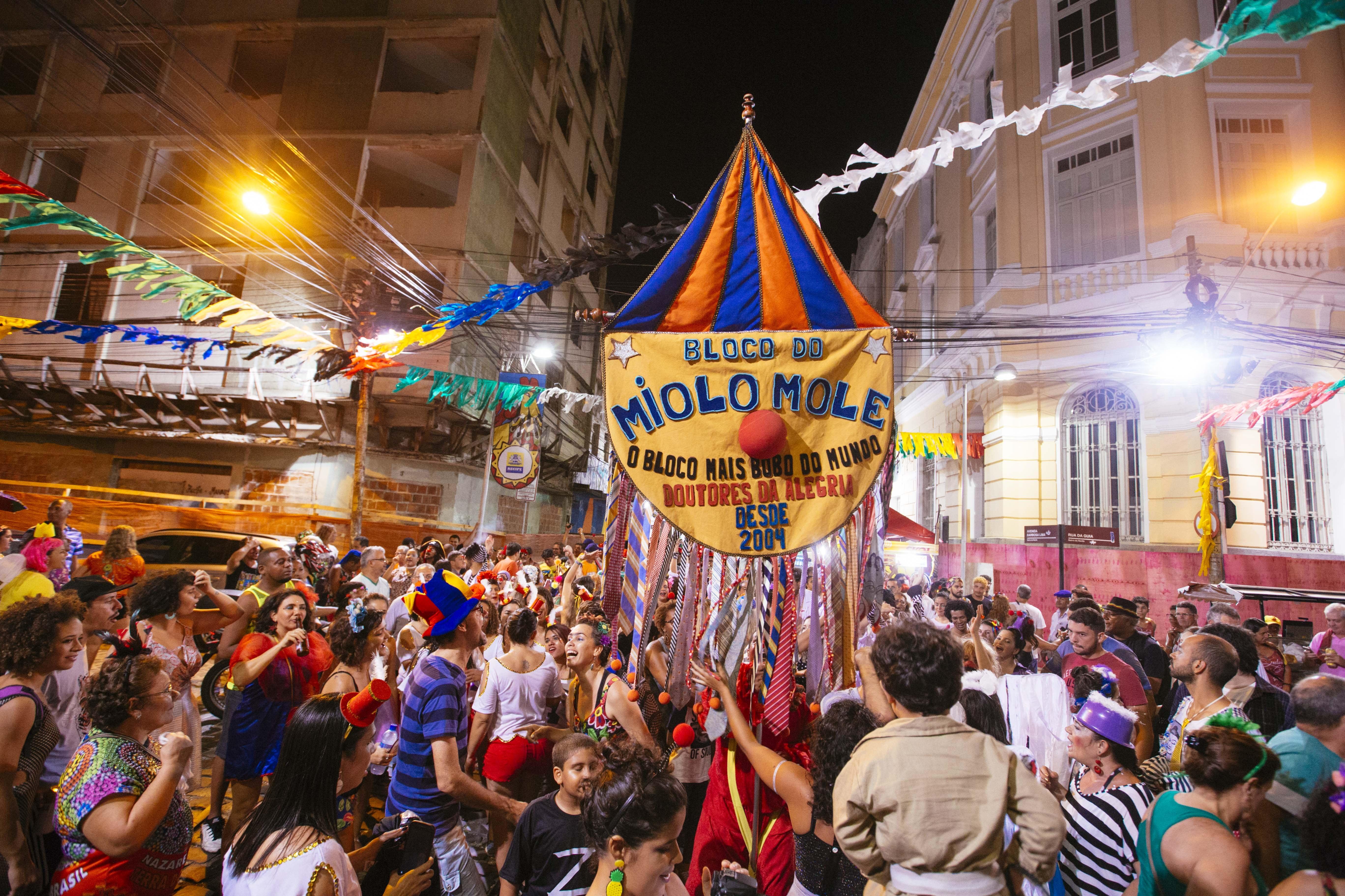 Blocos de carnaval do Doutores da Alegria nos hospitais já têm data