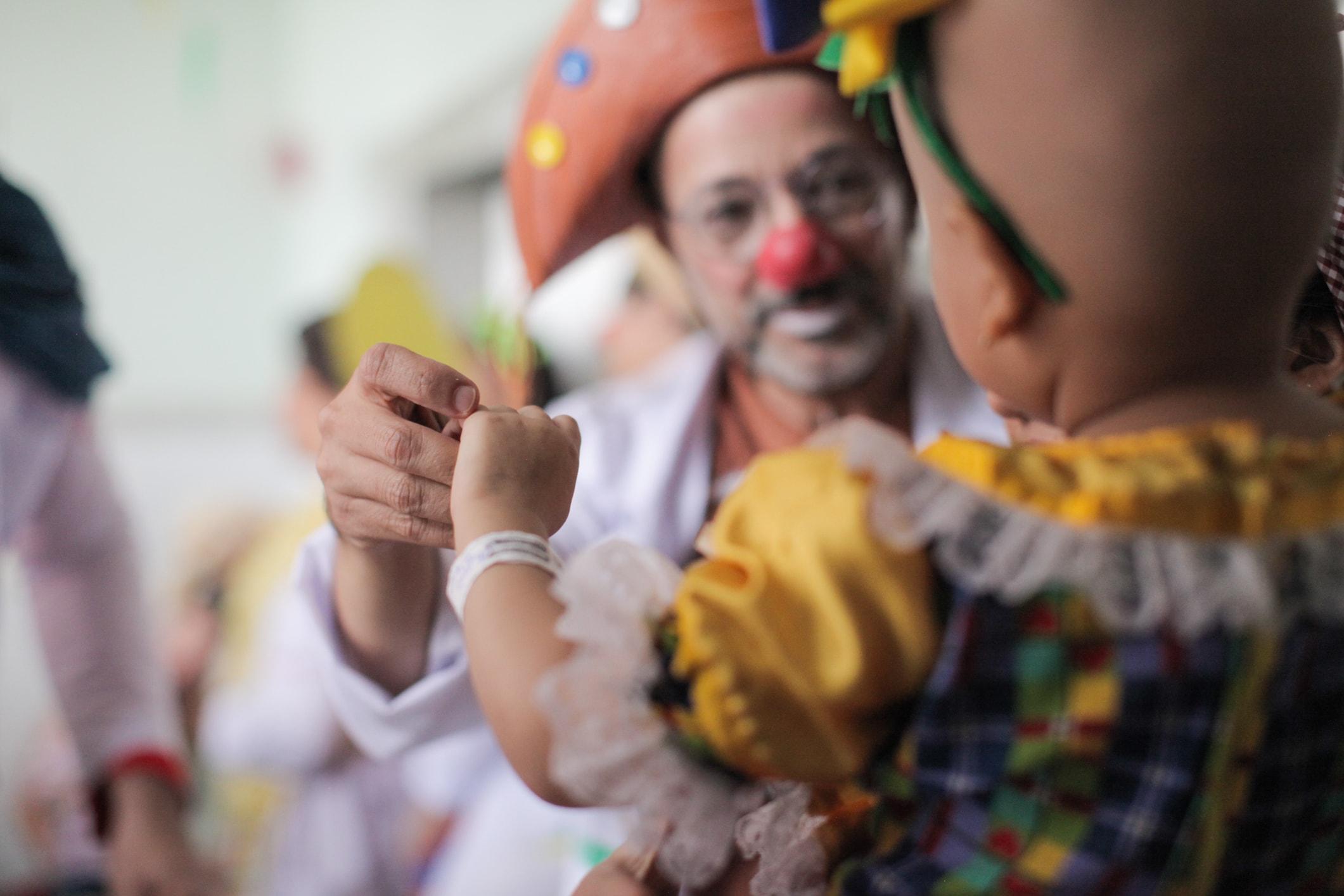 São Joãozinho celebra festejos juninos em 18 hospitais públicos
