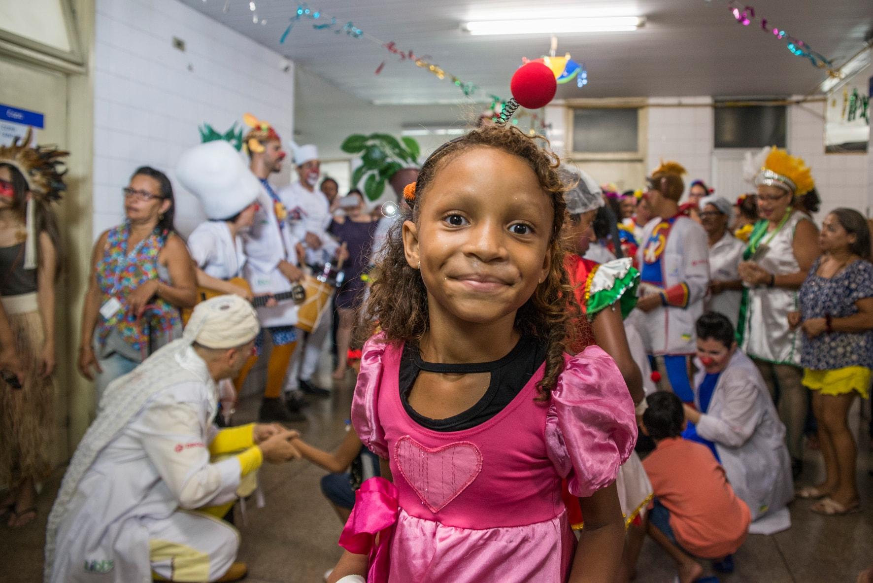 Doutores da Alegria celebra carnaval com três blocos em hospitais públicos