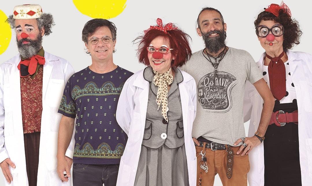 Doutores da Alegria apresenta edição especial do Conta Causos no Teatro Eva Herz
