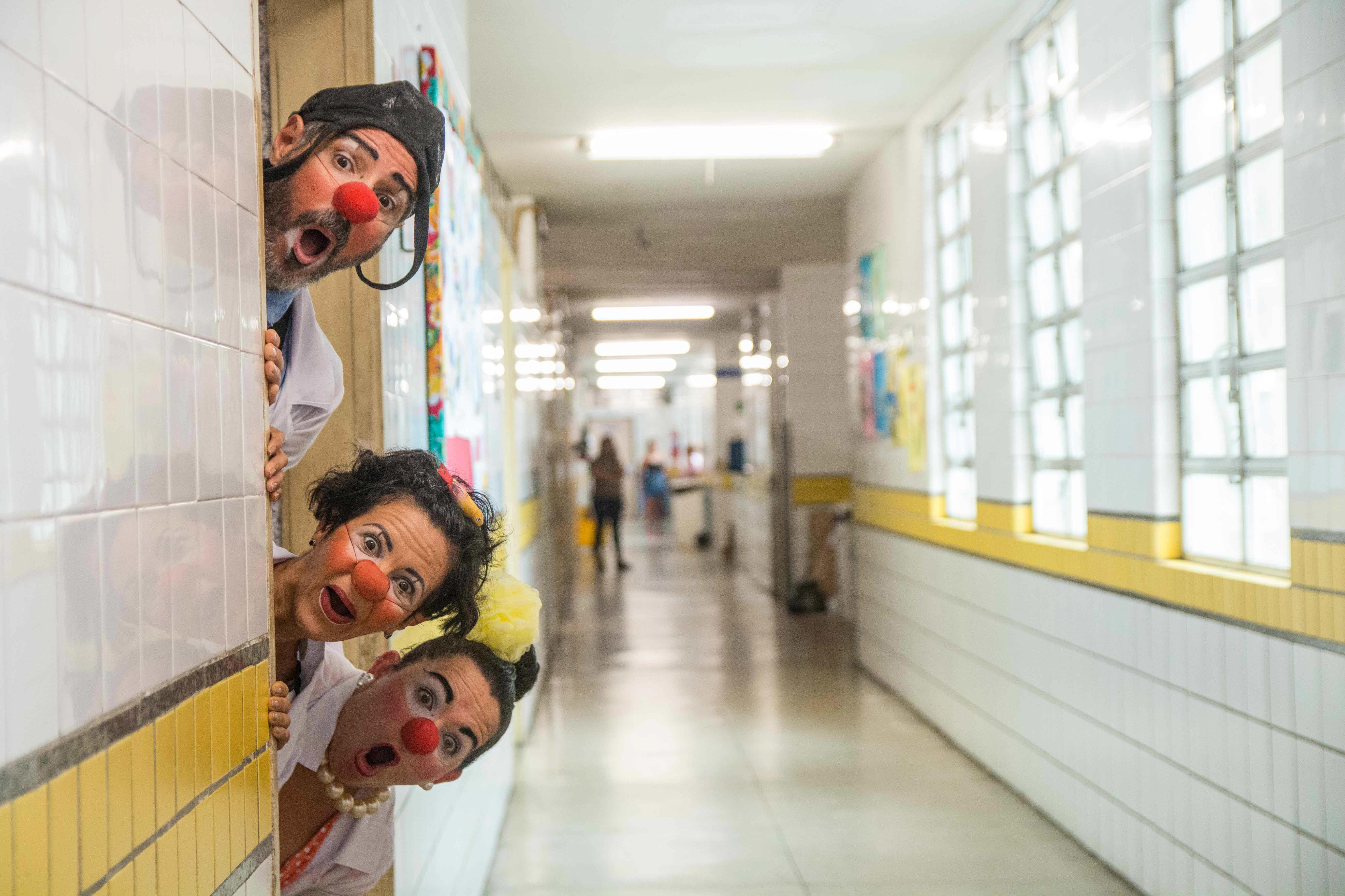 O condomínio-hospital