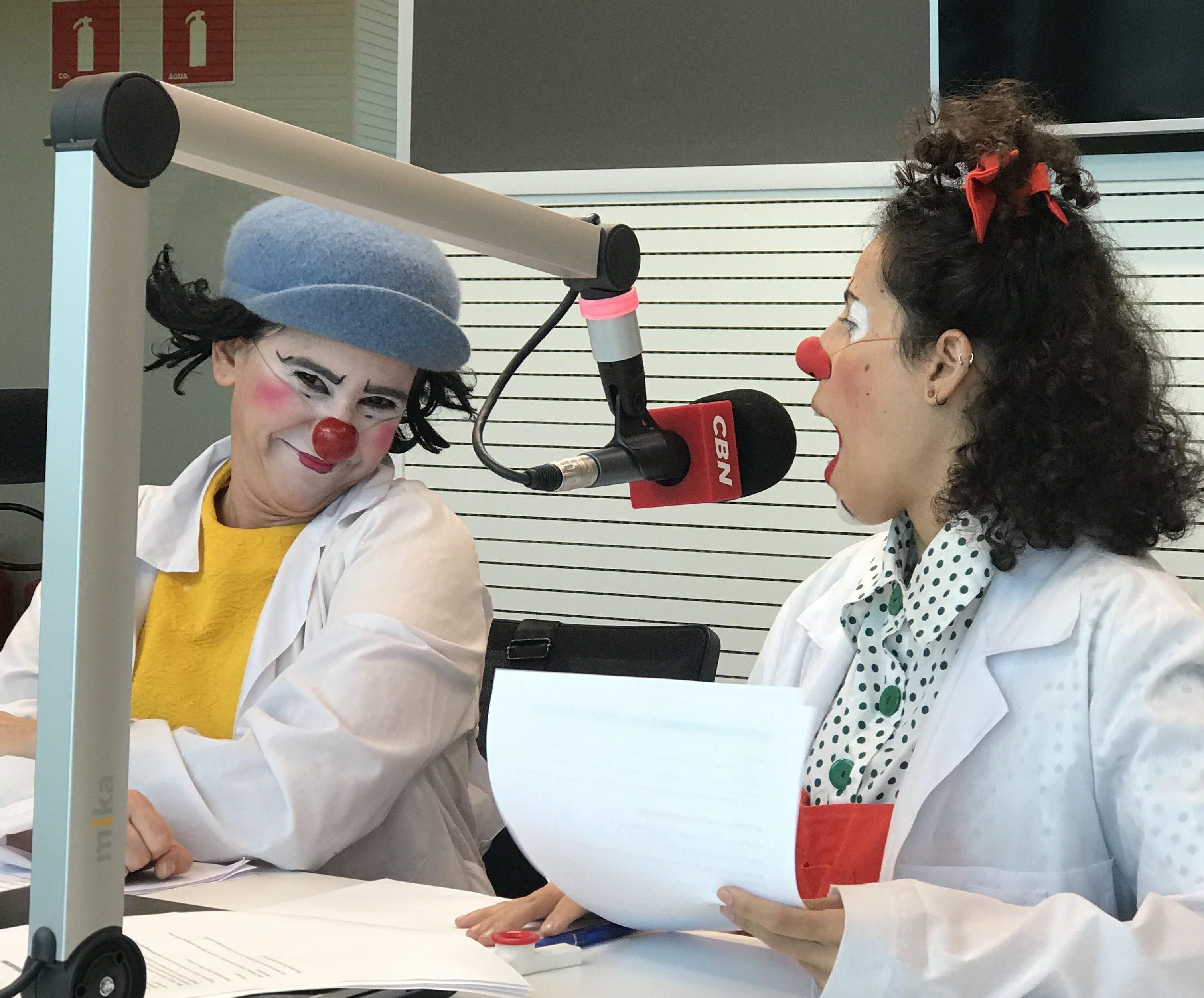 Minuto Doutores da Alegria estreia na Rádio CBN